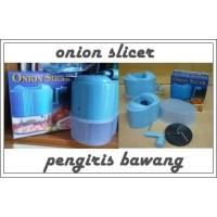 PENGIRIS BAWANG Destec Onion Slicer / Perajang Bawang / Iris Bawang