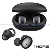 1More Stylish True Wireless BT 5.0 Headset TWS Hi Res Apt X E1026BT - Merah Muda