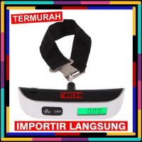 Timbangan Koper Digital Tas Bagasi 50kg Luggage Scale 50 kg Gantung