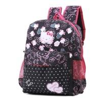 186SUM, tas sekolah/ransel/backpack anak perempuan/cewek. Hello Kitty