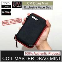 Authentic Coil Master DBAG MINI | AN bag tas pouch tool tools