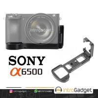 L plate SONY A6500 6500 Alpha LPlate Vertical Quick Release Bracket