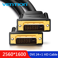 Vention EAA 5M Kabel DVI-D DVI Male to DVI HIgh Quality