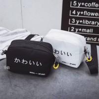 slingbag KAWAI tas selempang cewe tas remaja kekinian murmer
