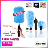 Kemoceng Elektrik BOLDe Super Clean Duster
