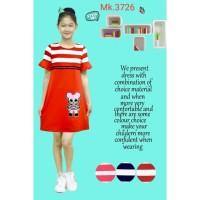 Dress Anak Lol Surprise 310 /Baju anak / Terusan Anak