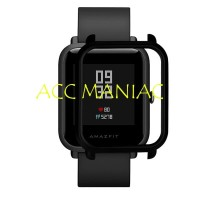 BUMPER PROTECTOR CASE XIAOMI HUAMI AMAZFIT BIP PACE LITE YOUTH COVER - Black