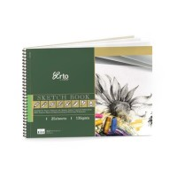 Arto A4 135gsm Wire-O Sketchbook