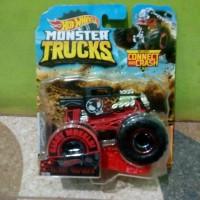 Hotwheels Monster Trucks Bone Shacker