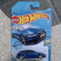 Hotwheels 2019 Audi