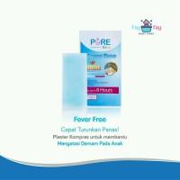 Pure Baby Fever Free / Kompres Demam Anak 1 pack