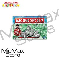 Hasbro Gaming Monopoly Monopoli Classic Game New Chance Card
