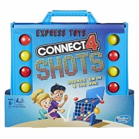 Hasbro Gaming Connect 4 Shots Game Board Family Games Original