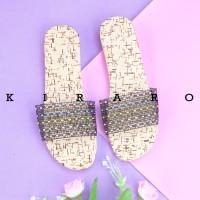 Kiraro - Sendal Kokop Berjaring 5008