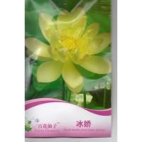 (4 Biji) Bunga Lotus Teratai Kuning (B0212)
