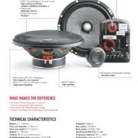 speaker focal 165as