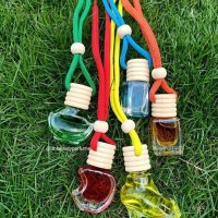 botol parfum mobil unik