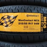 Ban Mobil Continental MC6 215/55 R17