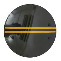 Terlaris PC Kentalkan Putaran Riot Shield Handheld Shield untuk