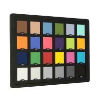 Terlaris 24 Warna Patch Warna Checker Classic untuk Dekorasi Kartu