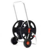 Terlaris Garden Hose Cart 2 Roda Garden Hose Reel Cart Memegang 1/2
