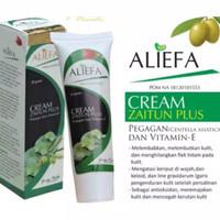 herbal khasiat ampuh cream wajah aliefa zaitun plus pegagan vitamin e