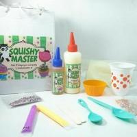 ready Bahan Dan Peralatan Alat Membuat Pembuat Pembuatan Squishy Maker