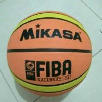 Bola Basket Mikasa Karet Free Pentil Dan Jaring