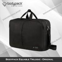 Tas Bodypack Equable Trilogic - Tas Laptop - Original