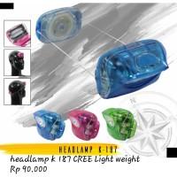 Headlamp K-187