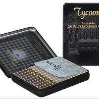 Tycoon Mini Cerutu aroma kopi grab it fast