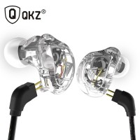 Knowledge Zenith QKZ VK1 Quality 4DD Driver Earphone Headset Hifi