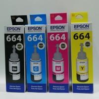 TINTA ORIGINAL EPSON 664 T6641 T6642 T6643 T6644
