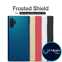 Hard Case Nillkin Super Frosted Shield Samsung Galaxy Note 10 + Plus