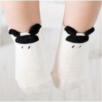 Kaos kaki anak 2-4 tahun warna putih