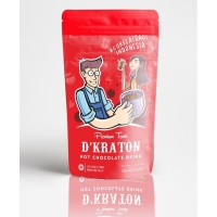 DKraton Light Hot Chocolate 180 gr| Minuman Coklat Premium Milenial