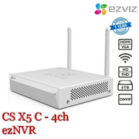 Wireless NVR Ezviz CS-X5C Support 4 Channel CCTV IP Camera ONVIF