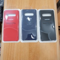 Silicone Case Oem Samsung Galaxy S10 Plus Casing Cover