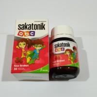 Sakatonik ABC Tablet Hisap Stroberi