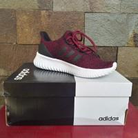100% Original Sepatu Adidas Cloudfoam Ultimate Red