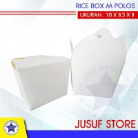 KEMASAN RICE BOX/FOOD PAIL/BOX FOODPAIL/ KEMASAN FOOD PAIL ISI 50Pcs