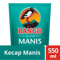 KECAP BANGO MANIS REFILL 600ML / REFIL 600 ML
