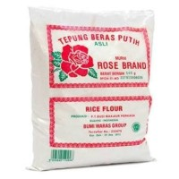Tepung Beras Putih Rose Brand 500gr