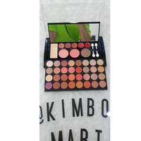 ODBO Beauty Clutch Pro Makeup Palette #OD1027 Thailand #1027 shade 01