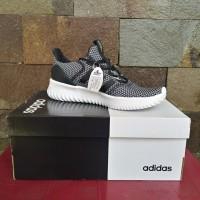 Original Sepatu Adidas Cloudfoam Ultimate Black