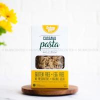 Mac and Cheese Fusilli Cassava Pasta Singkong Gluten Free LADANG LIMA