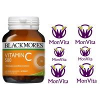 Blackmores Vitamin C 500 mg BPOM KALBE 60 kapsul
