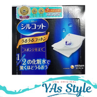 UNICHARM Japan Silcot Face Cotton COSME Award No. 1