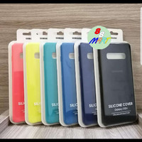 Silicon Samsung S10+ /S10 Plus Anti Shock Silicone Cover Case Original