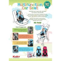 Baby Car Seat Dan Alas Stroller